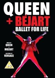 「バレエ・フォー・ライフ」クィーン+ベジャール (DVD)