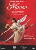 【SALE】D4089 オーストラリア・バレエ団「マノン」(直輸入DVD)
