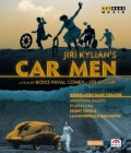 イリ・キリアンのカーマン〜ボリス・パヴァル・コーネンとイルジ・キリアンによる3編の短編映画 (直輸入Blu-ray)