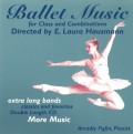 CD Ballet Music for Class and Combinations (HM02C)