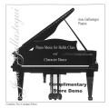 CD Music for Ballet Class (SR9506)