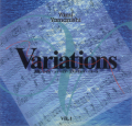 Variations vol.1 yumi yamanishi(CD)