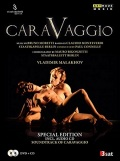 【OpusArte&BelAirフェア】ベルリン国立バレエ「カラヴァッジオ」SPECIAL EDITION セミオノワ&マラーホフ(直輸入DVD+CD)