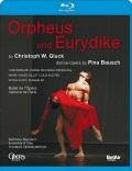 パリ・オペラ座バレエ「オルフェオとエウリディーチェ」ピナ・バウシュ振付(直輸入Blu-ray)