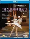 ボリショイ・バレエ「眠れる森の美女」ザハーロワ&ホールバーグ(直輸入Blu-ray)