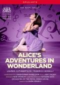 【OpusArte&BelAirフェア】英国ロイヤル・バレエ「不思議の国のアリス」全3幕・2017  (直輸入DVD)