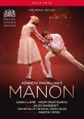 英国ロイヤル・バレエ「マノン」 2018 ラム&ムンタギロフ (直輸入DVD)