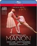 英国ロイヤル・バレエ「マノン」 2018 ラム&ムンタギロフ (直輸入Blu-ray)