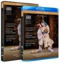 英国ロイヤル・バレエ・トリプルビル「コンチェルト」 「エニグマ・ヴァリエーションズ」 「ライモンダ 第3幕」(直輸入Blu-ray)