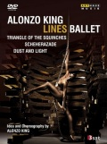 【OpusArte&BelAirフェア】アロンゾ・キング・ラインズ・バレエ(直輸入DVD)
