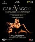 ベルリン国立バレエ「カラヴァッジオ」SPECIAL EDITION セミオノワ&マラーホフ(直輸入Blu-ray+CD)