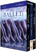 チャイコフスキーBOX THE BALLETs TCHAIKOVSKY (直輸入DVD-BOX)