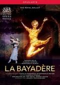 英国ロイヤル・バレエ 「ラ・バヤデール」ロホ&アコスタ(直輸入DVD)