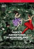 【OpusArte&BelAirフェア】英国ロイヤル・バレエ「不思議の国のアリス」(全2幕)(直輸入DVD)