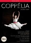 【OpusArte&BelAirフェア】パリ・オペラ座バレエ「コッペリア」ジルベール&エイマン パトリス・バール版(直輸入DVD)