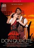 【OpusArte&BelAirフェア】英国ロイヤル・バレエ「ドン・キホーテ」(直輸入DVD)
