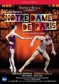 ミラノ・スカラ座バレエ「ノートルダム・ド・パリ」(直輸入DVD)