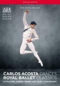 英国ロイヤル・バレエ カルロス・アコスタ・コレクションBOX (直輸入DVD-BOX)