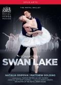 英国ロイヤル・バレエ「白鳥の湖」オシポワ&ゴールディング (直輸入DVD)
