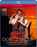 【OpusArte&BelAirフェア】英国ロイヤル・バレエ「ドン・キホーテ」(直輸入Blu-ray)