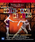 ミラノ・スカラ座バレエ「ノートルダム・ド・パリ」(直輸入Blu-ray)