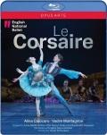 【OpusArte&BelAirフェア】イングリッシュ・ナショナル・バレエ「海賊」コジョカル&ムンタギロフ(直輸入Blu-ray)【特典付】