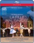 英国ロイヤル・バレエ「ラ・フィーユ・マル・ガルデ」オシポワ&マクレイ (直輸入Blu-ray)