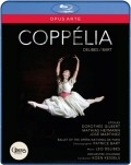 【OpusArte&BelAirフェア】パリ・オペラ座バレエ「コッペリア」ジルベール&エイマン パトリス・バール版(直輸入Blu-ray)