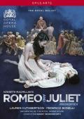 【OpusArte&BelAirフェア】英国ロイヤル・バレエ「ロミオとジュリエット」カスバートソン&ボネッリ(直輸入DVD)