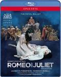 英国ロイヤル・バレエ「ロミオとジュリエット」カスバートソン&ボネッリ(直輸入Blu-ray)