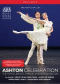 【OpusArte&BelAirフェア】英国ロイヤル・バレエ「アシュトン・セレブレーション」(直輸入DVD)