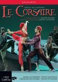 【OpusArte&BelAirフェア】トゥールーズ・キャピトル・バレエ「海賊」(全2幕)ベラルビ版(直輸入DVD)