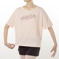 〈danza ダンツァ〉51222-4045 ロゴビッグTシャツ
