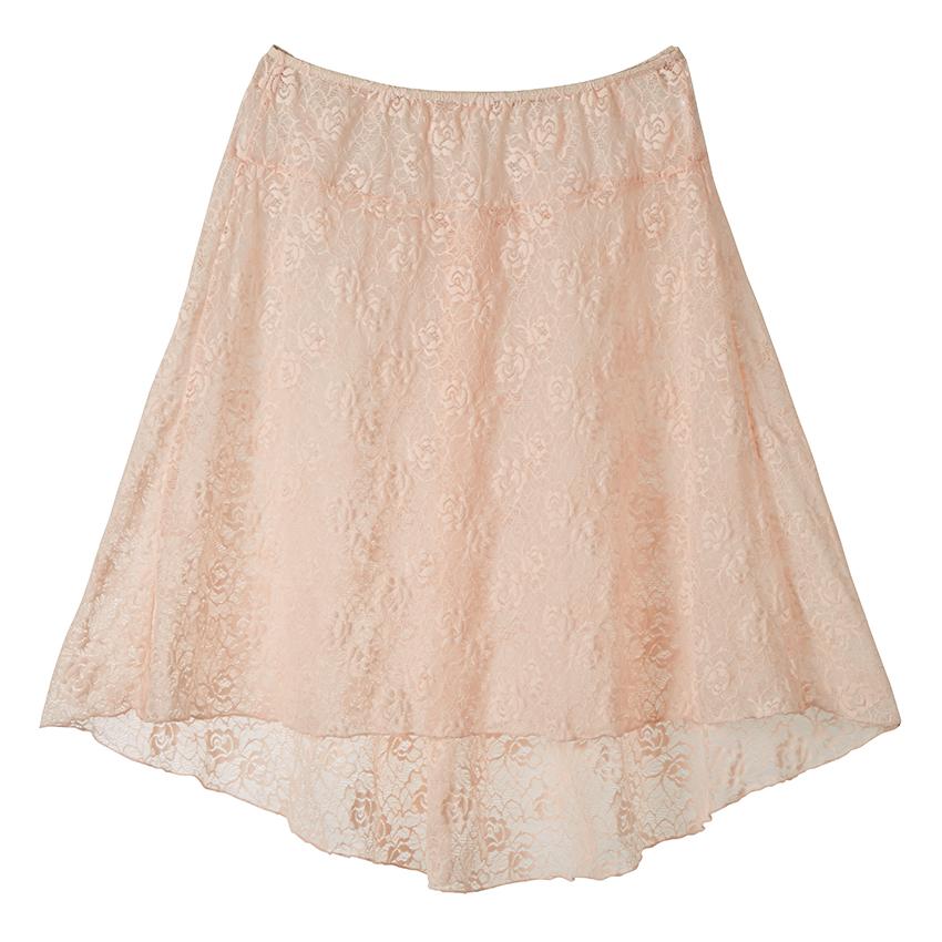 〈Ballet Rosa バレエローザ〉NOZOMI/レーススカート(ノゾミ)