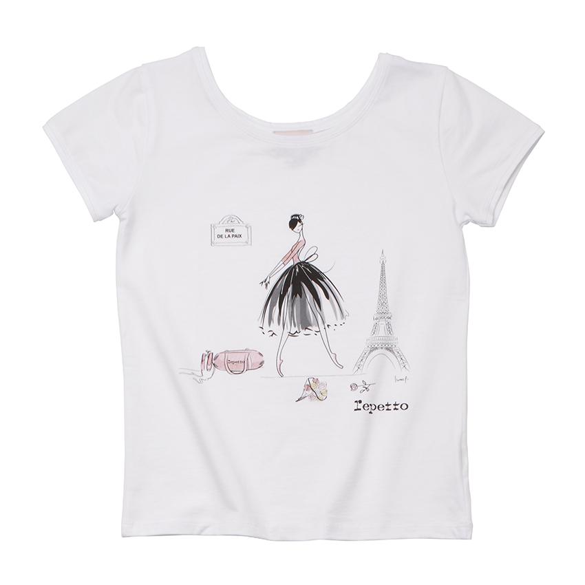 〈レペット〉SE437 ジュニアTシャツ