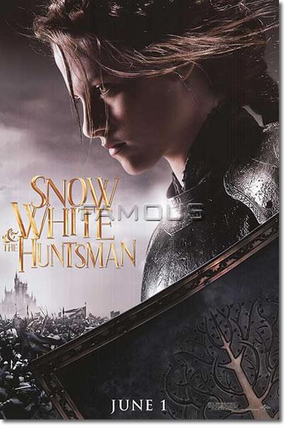 【映画ポスター】 スノーホワイト (クリステンスチュワート) Kristen Stewart spacial ADV-SS オリジナルポスター