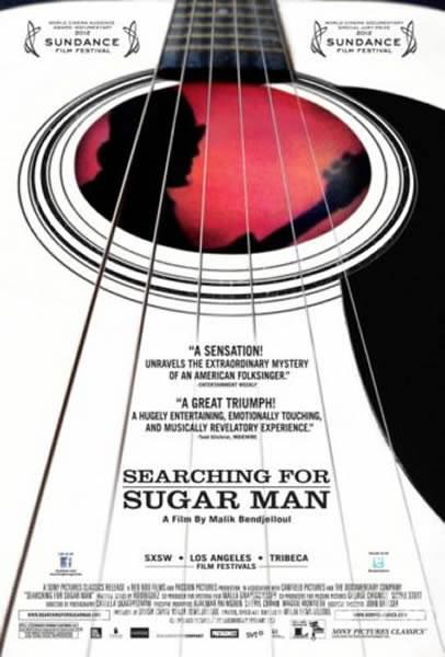 【映画ポスター】 シュガーマン 奇跡に愛された男 (ロドリゲス/Searching for Sugar Man) /両面 オリジナルポスター