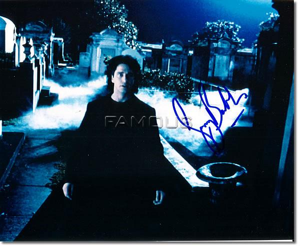 【直筆サイン入り写真】 ジェラルドバトラー Gerard Butler (ドラキュリア) 映画グッズ/オートグラフ