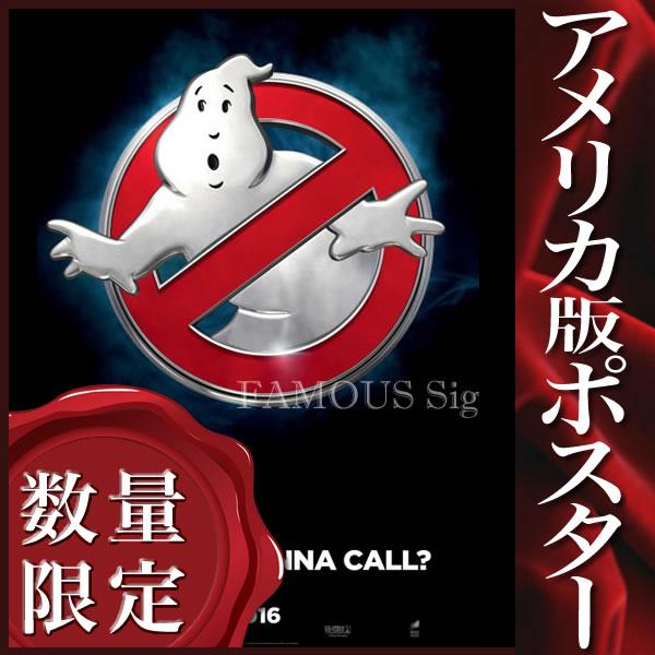 【映画ポスター】 ゴーストバスターズ (クリステンウィグ/Ghostbusters) /logo ADV 両面 オリジナルポスター