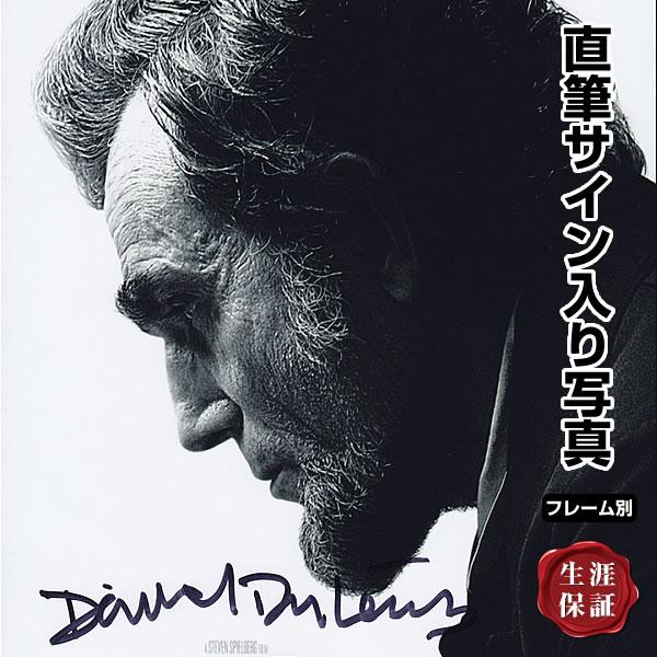 【直筆サイン入り写真】 リンカーン ダニエルデイ=ルイス /映画 ブロマイド オートグラフ