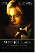 【映画ポスター】 ジョーブラックをよろしく (ブラッドピット/MEET JOE BLACK) REG-両面 オリジナルポスター