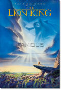 【映画ポスター】 ライオンキング (ディズニー グッズ/THE LION KING) 両面 オリジナルポスター