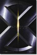 【映画ポスター】 X-MEN (Xメン) ADV-A-両面 オリジナルポスター