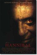 【映画ポスター】 ハンニバル (HANNIBAL/アンソニーホプキンス) /REG-SS オリジナルポスター