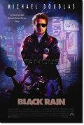 【映画ポスター】 ブラックレイン (マイケルダグラス/BLACK RAIN) SS オリジナルポスター