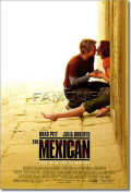 【映画ポスター】 ザメキシカン (THE MEXICAN) 両面 オリジナルポスター