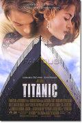 【映画ポスター】 タイタニック (レオナルドディカプリオ/TITANIC) /US-REG-両面 オリジナルポスター
