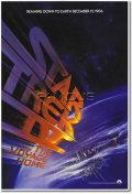 【映画ポスター】 スタートレック4 故郷への長い道 ADV-SS オリジナルポスター