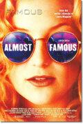 【映画ポスター】 あの頃ペニーレインと (ALMOST FAMOUS) US-SS★片面印刷★ オリジナルポスター