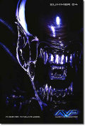 【映画ポスター】 エイリアンVS.プレデター Alien ADV-両面 オリジナルポスター